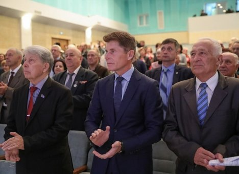 Глава Приморья встретился с жителями Арсеньева