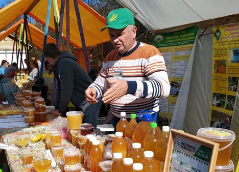 Фестиваль тайги в Приморье прошел с настоящим липовым медом