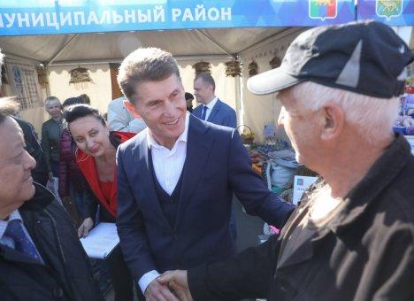 Политика Кожемяко – не обращать внимания на политику