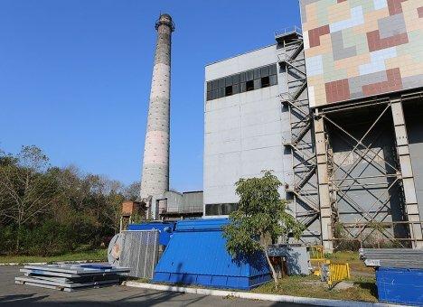 Во Владивостоке остыли топки мусоросжигательного завода