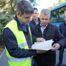 Во Владивостоке десять отремонтированных дорог прошли проверку