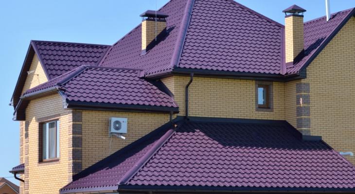 Фасадные и кровельные материалы для вашего дома