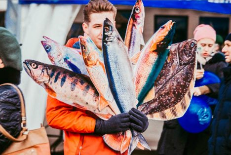 Рыба - наше всё!