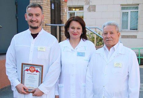 Владивостокская клиническая больница отмечает 75-летний юбилей