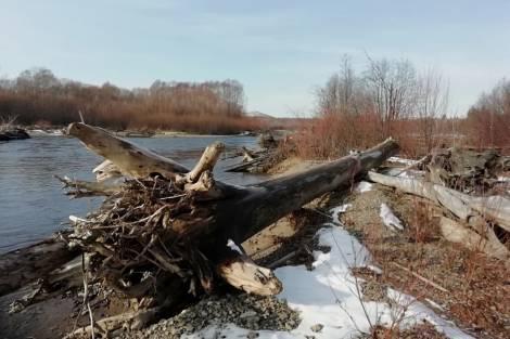 В Хабаровском крае водолазы помогли определить степень вины застройщика