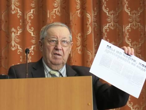 Хабаровчане без боя Владивостоку столичный статус не отдадут
