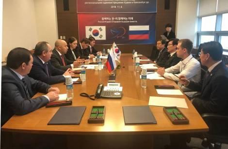 Регулярный авиарейс может связать Приморье и провинцию Северная Чхунчхон