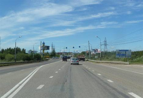В Хабаровске злоумышленники украли основание автомобильного моста