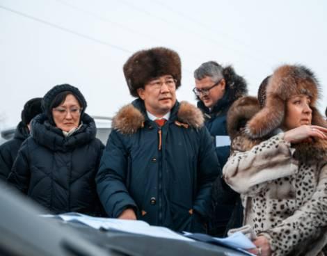 Вопрос строительства Ленского моста в Якутии сдвинулся с мертвой точки