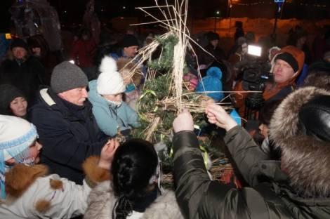Колыма готовится встретить корякский Новый год
