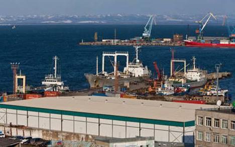 На Сахалине будут сами ремонтировать маломерные суда