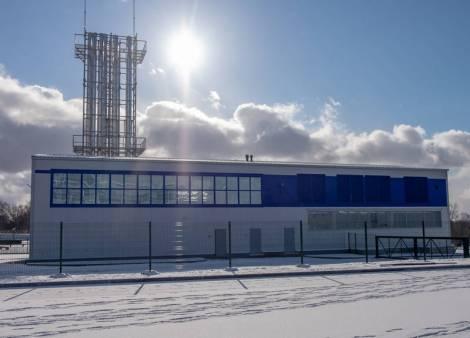 Крупнейший на Дальнем Востоке водноспортивный комплекс на Сахалине подключили к газу