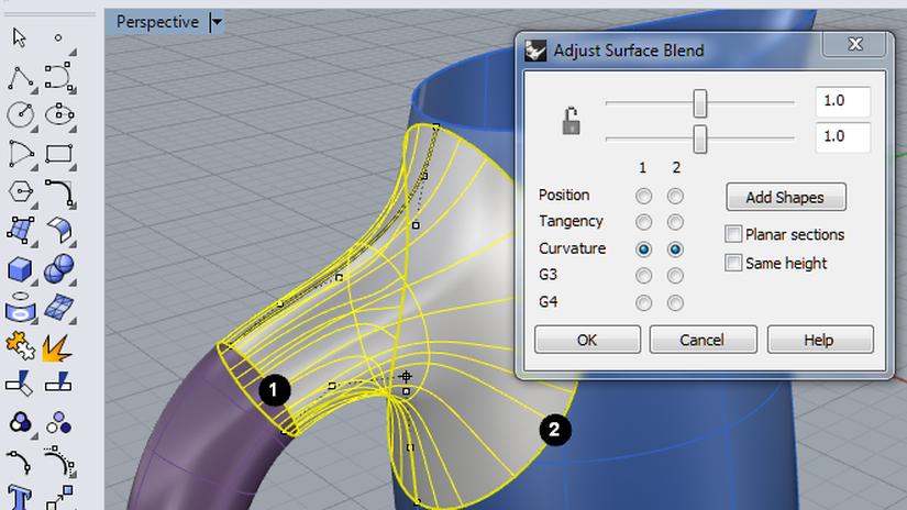 Программа для создания трехмерных моделей Rhino 6