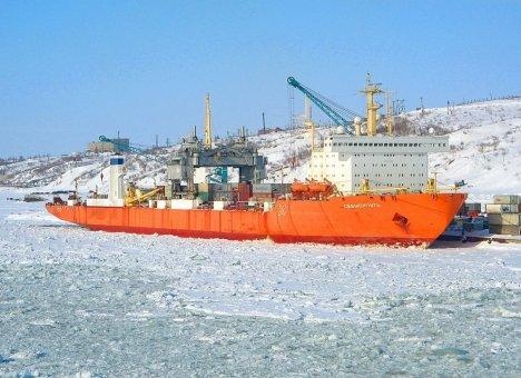Рыба пойдет Севморпутем через Камчатку