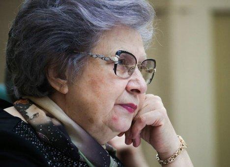 Горячева об Ищенко: Ему рано думать о том, чтобы управлять Приморьем