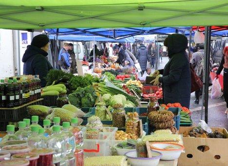 Жители Владивостока еще успеют купить продукцию более 300 фермеров на ярмарке
