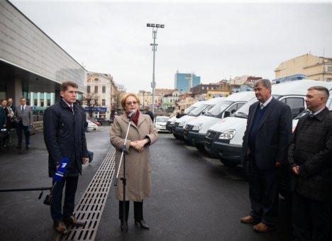 Приморью дадут 2,6 миллиарда рублей на