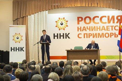Олег Кожемяко: Мы готовы создавать условия для развития сети АЗС в Приморье
