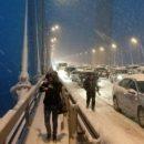 Стало известно точное время начала снегопада во Владивостоке