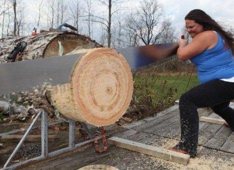 Вакханалия с дровами для населения края заканчивается