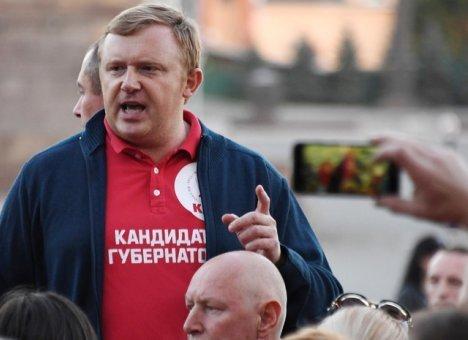Андрей Ищенко не прошел фильтр на выборах в Приморье