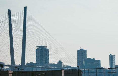 Ворота в Свободный порт Владивосток открыты, но без