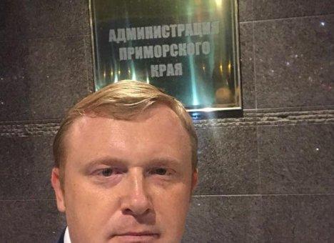 Избирком Приморья окончательно отказался регистрировать Ищенко кандидатом в губернаторы