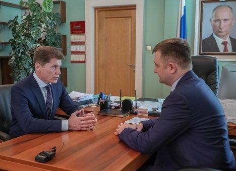 Федеральный молодежный форум пройдет в Приморье в 2019 году
