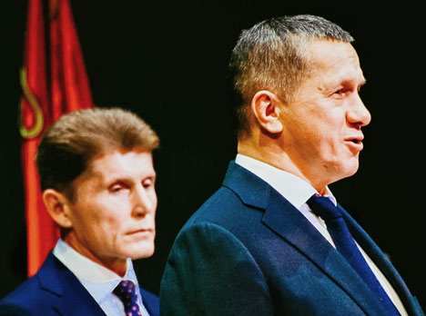 Олег Кожемяко: Я вернулся в свой родной край и буду делать всё для его блага
