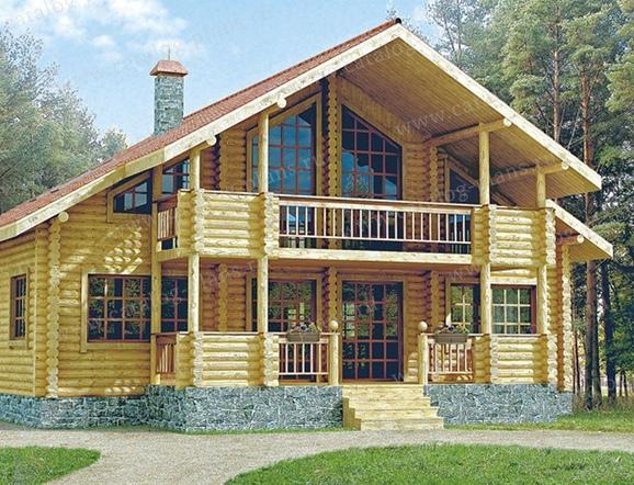 Где заказать возведение дома для постоянного проживания?