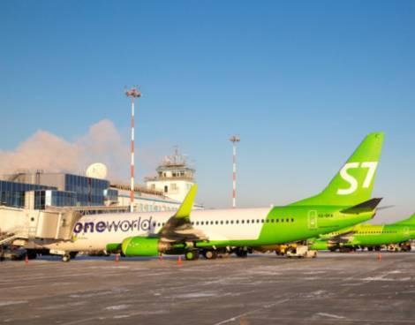 S7 вернет прямые рейсы Якутск – Москва – Якутск