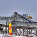 Самый мощный на Дальнем Востоке угольный конвейер начал работу на Сахалине