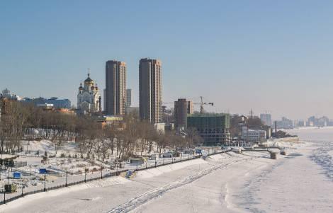 В Хабаровске снесут 13 незаконных построек