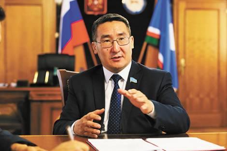 Петр Гоголев: Главная цель парламента Якутии – повышение качества жизни якутян
