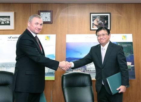 Консорциум японских инвесторов присоединится к строительству нового терминал аэропорта Хабаровск