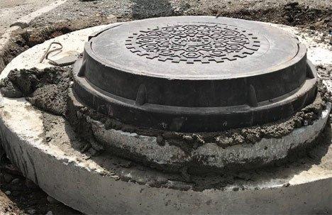 Во Владивостоке отремонтировали более 1100 метров системы ливневой канализации