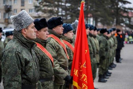 В Приморье открыли мемориальный комплекс воинам-пограничникам, погибшим на Даманском