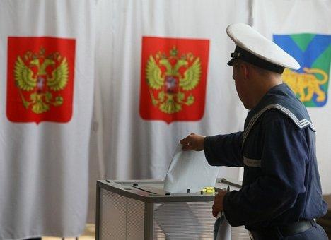 1311 стационарных участков и 262 временных избирательных участков откроются в Приморье
