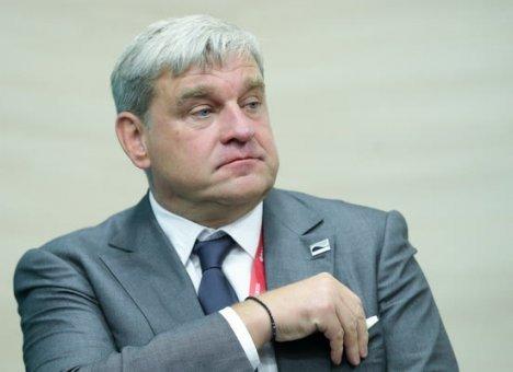 Бывший губернатор Приморья отправился ловить рыбу в Калининграде