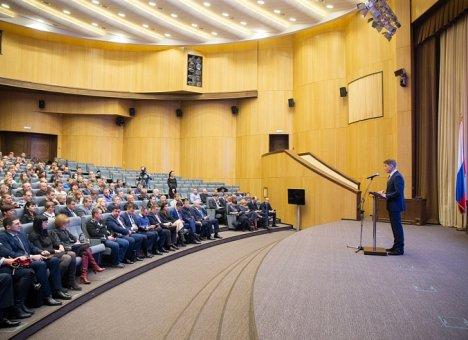 Олег Кожемяко выступил против повышения тарифов ЖКХ
