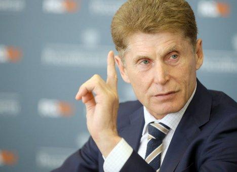 На выборах губернатора Приморья обработана треть бюллетеней
