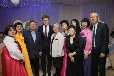 Корейская диаспора Приморья вместе с Олегом Кожемяко – за возрождение края!