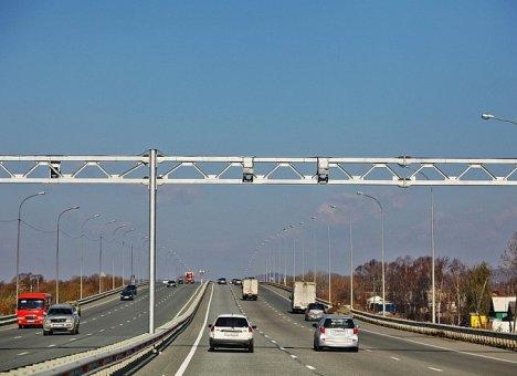 На дорогах Приморья установили новые фоторадарные комплексы