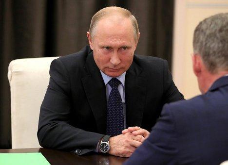 Путин встретится с Кожемяко