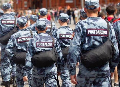 Штаб Росгвардии не хочет переезжать во Владивосток