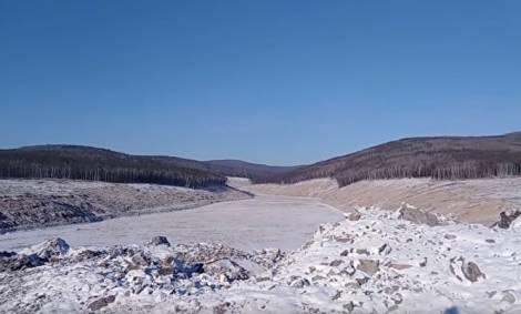 На севере Хабаровского края из-за метеорита-оползня объявлен режим чрезвычайной ситуация