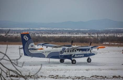 В Приморье в январе вводятся дополнительные рейсы внутрикраевой авиации