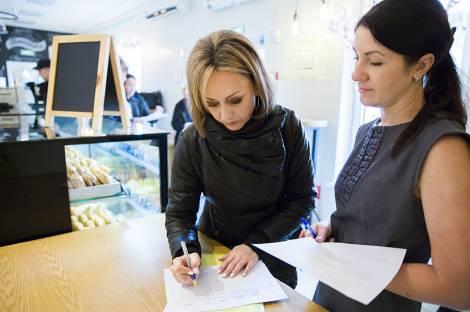 Во Владивостоке штрафуют магазины, кафе и парикмахерские за отсутствие урн