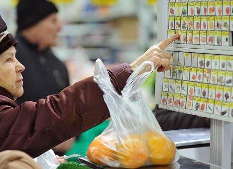 Цены в магазинах начинают свой разбег