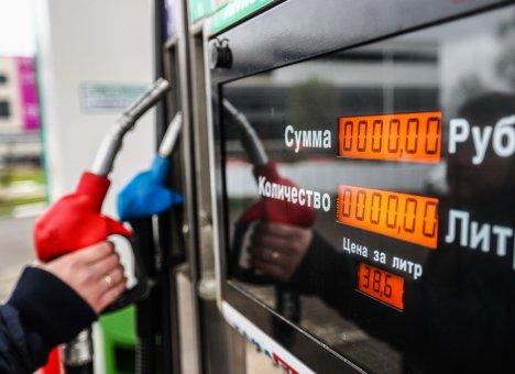 Цены на АЗС от ВИНКов полностью соответствуют условиям соглашения с Правительством РФ